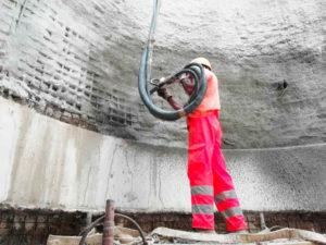 spritz-beton-interno-pozzo-smeda